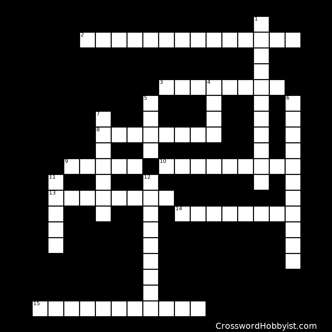 12 Step Recovery - Crossword Puzzle