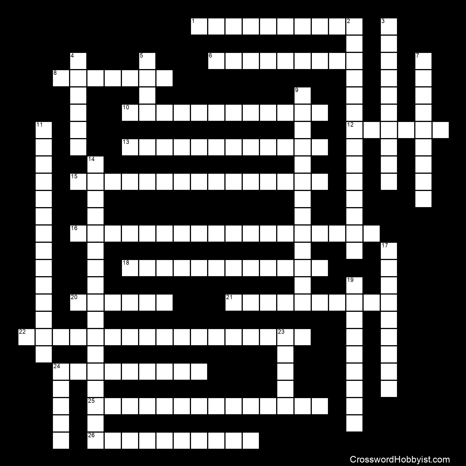 A & P I: Integumentary System Pt. 1 - Crossword Puzzle