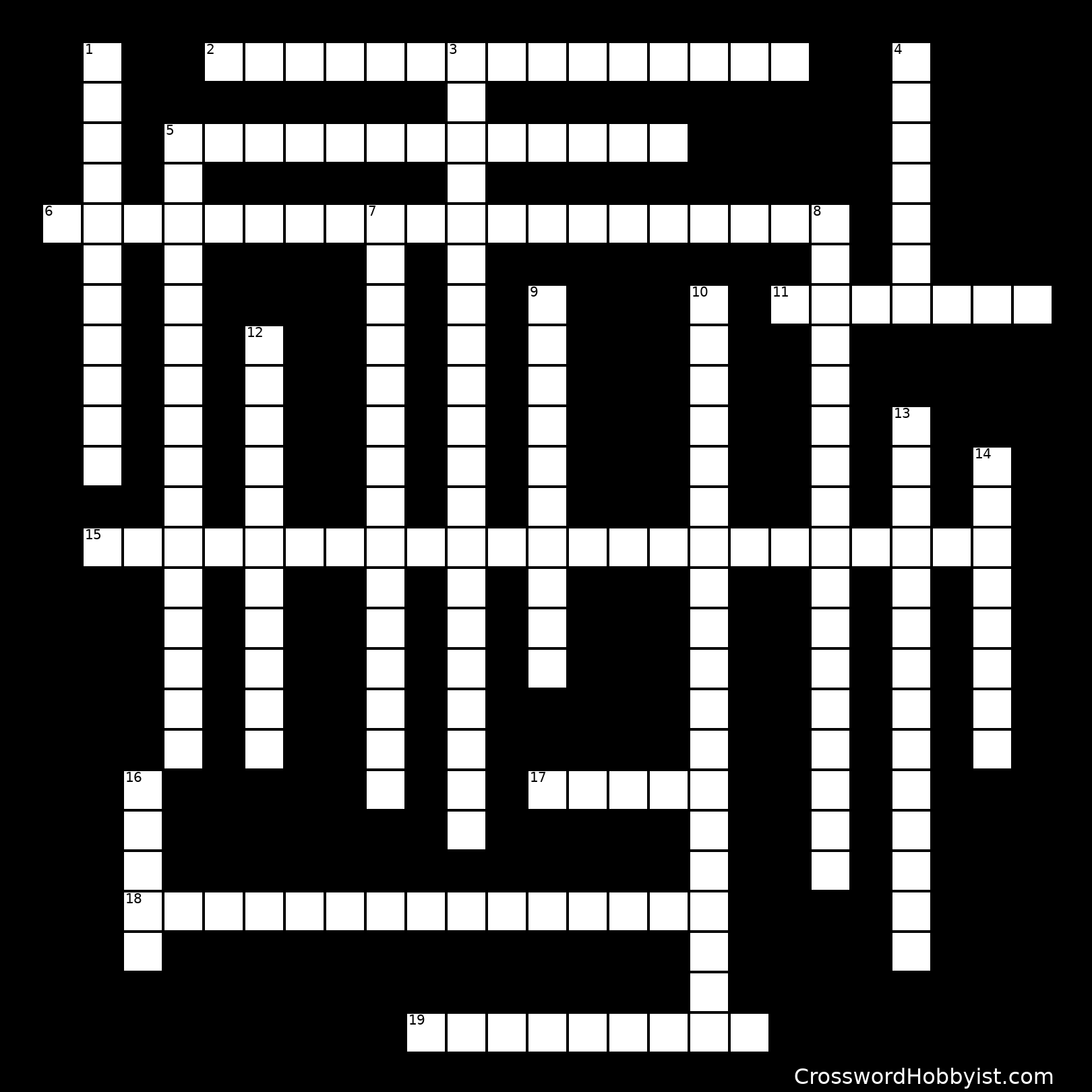 Boy Scouts History   Crossword Puzzle