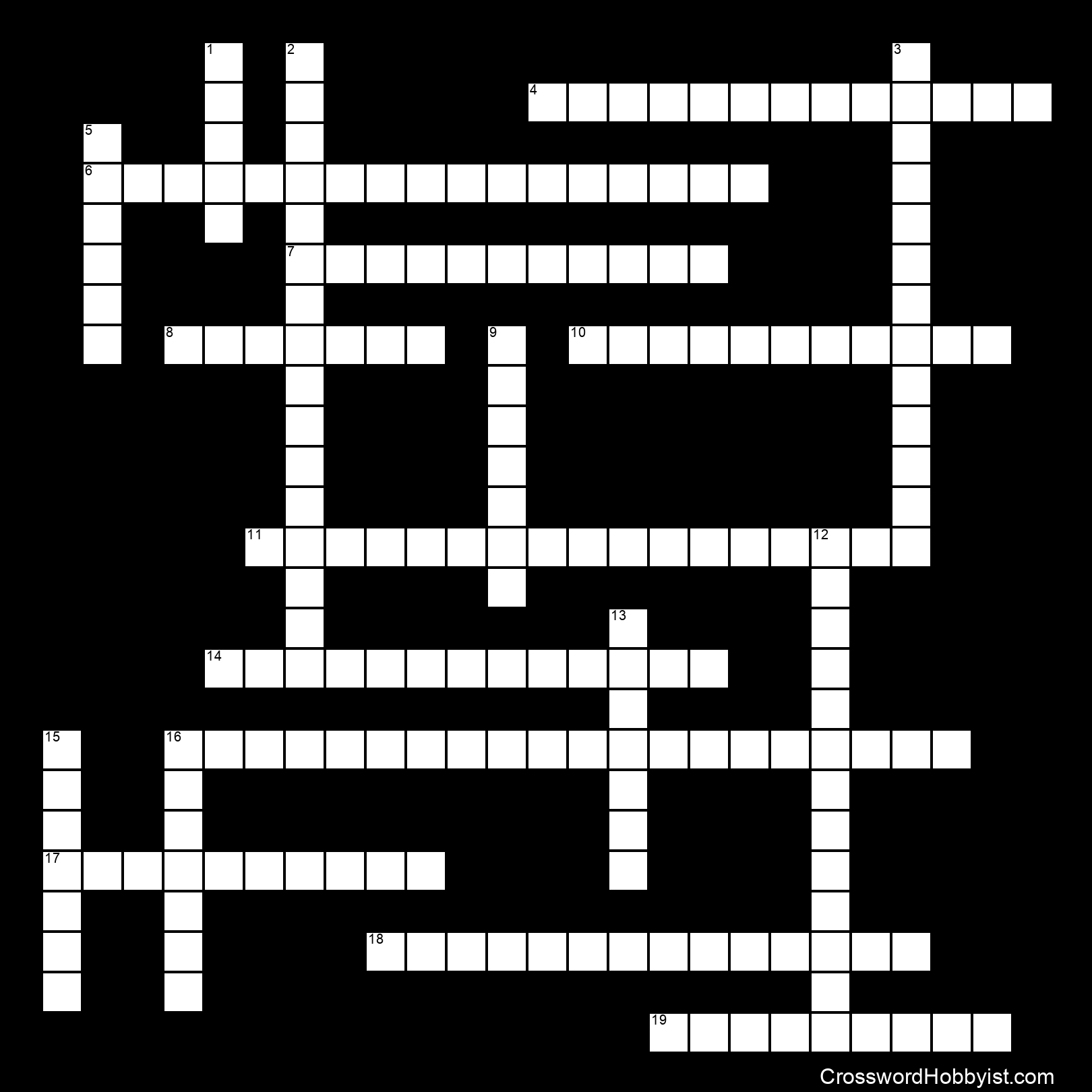 Chapter 2 Psychology Vocab   Crossword Puzzle