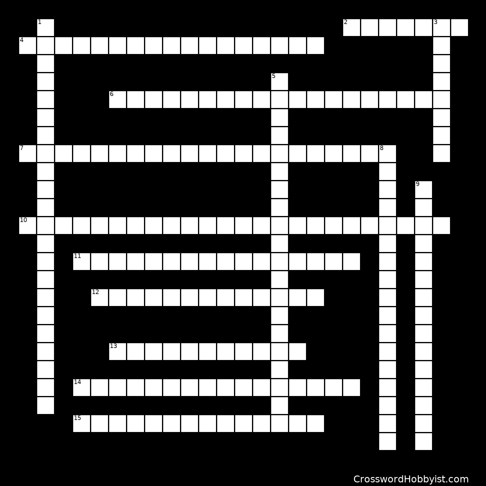 Design Process Steps Vocabulary Crossword Puzzle