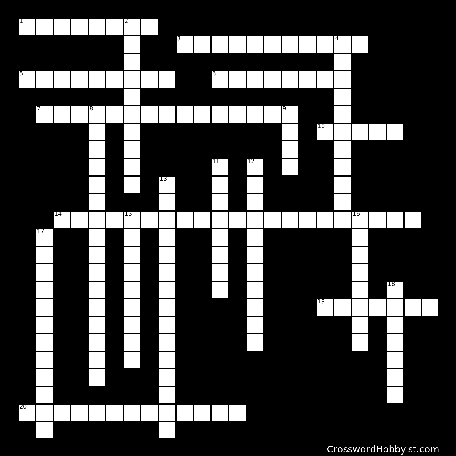 Election Vocabulary A - Crossword Puzzle