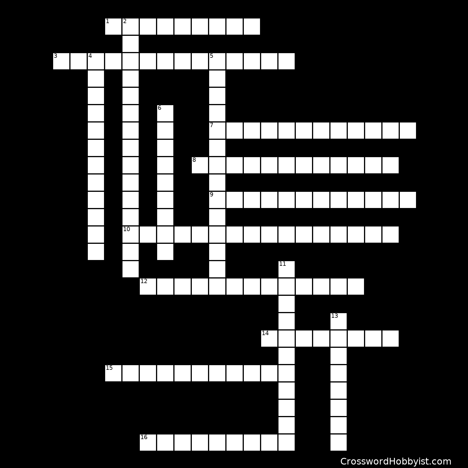 Key Enlightenment Thinkers Crossword Puzzle