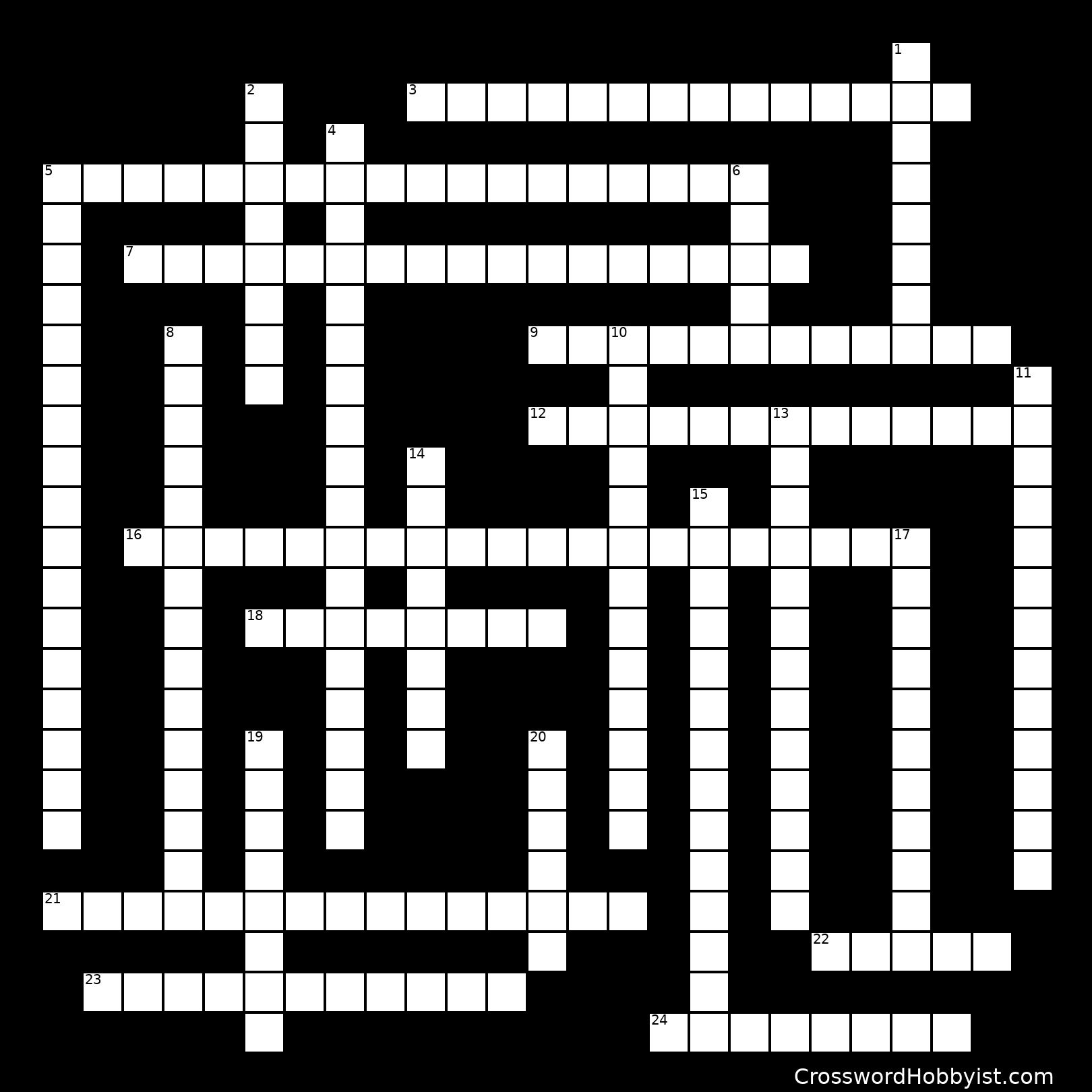 Math Criss Cross Puzzle Crossword Puzzle