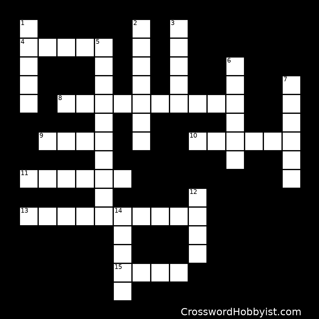 Medieval Crossword - Crossword Puzzle