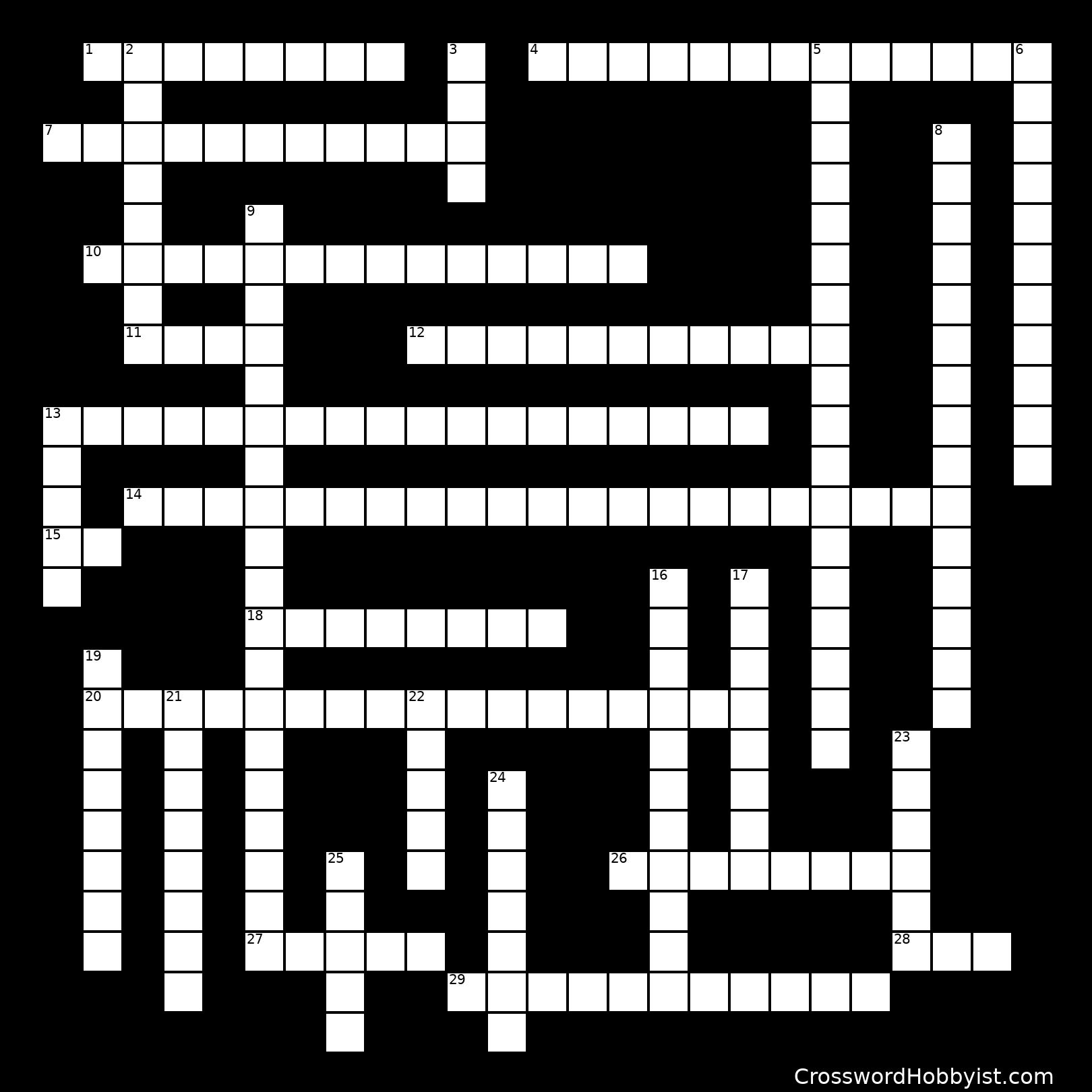 Pre-Algebra Chapters 1 - 3 - Crossword Puzzle