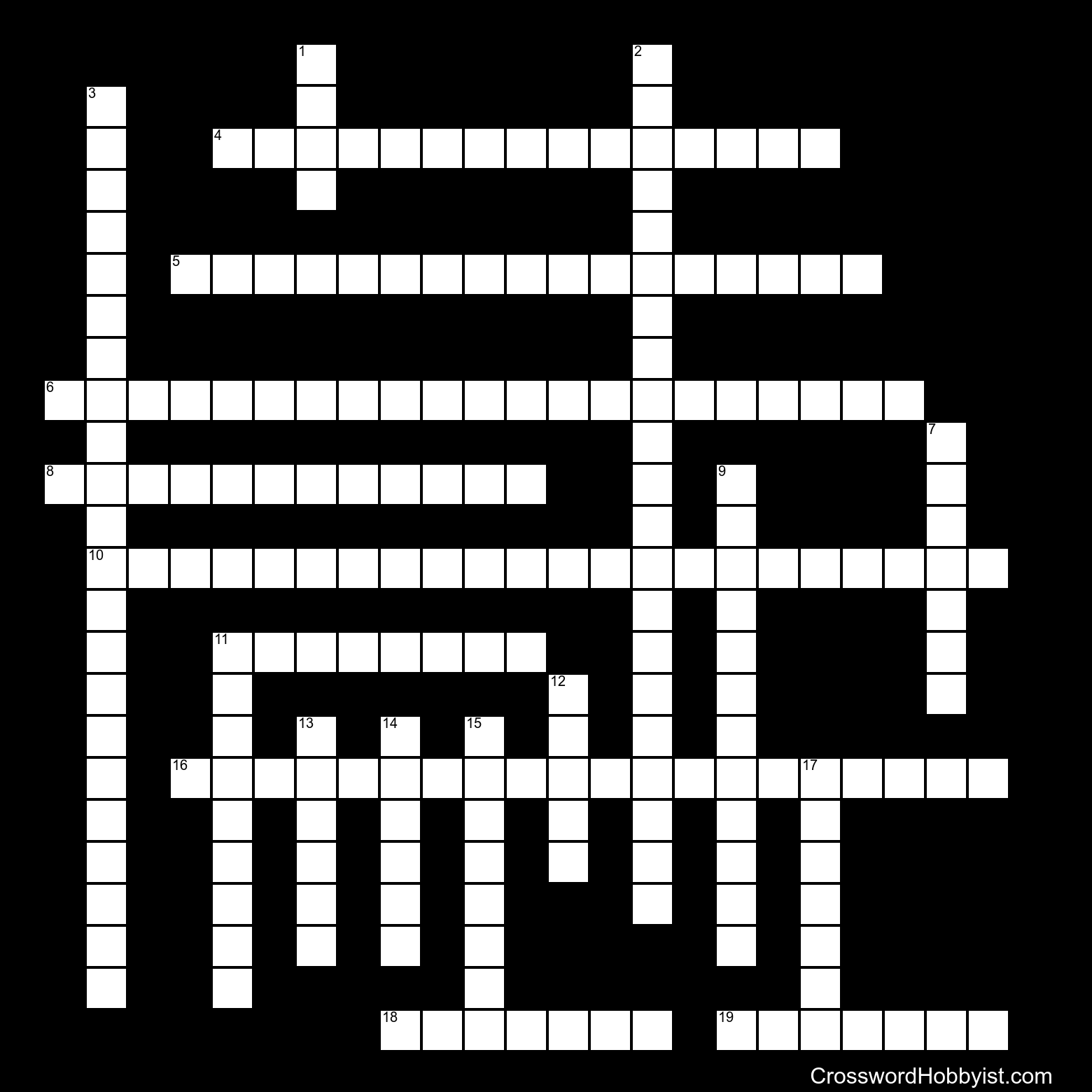 Psych. Chapter 10 Module 26   Crossword Puzzle