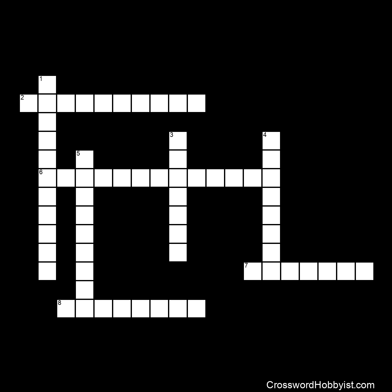 The Salem Witch Trials - Crossword Puzzle