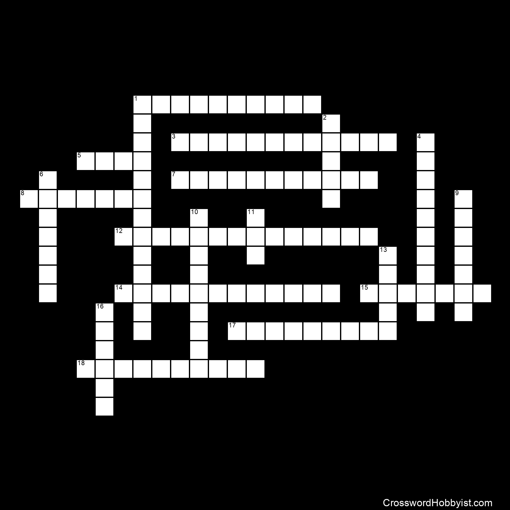 Titanic Crossword Puzzle by Emma Kaiser - Crossword Puzzle